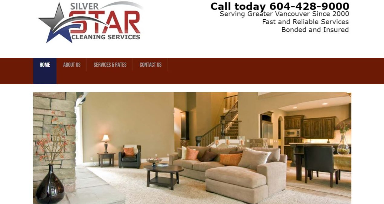Silver Star Cleaning Services